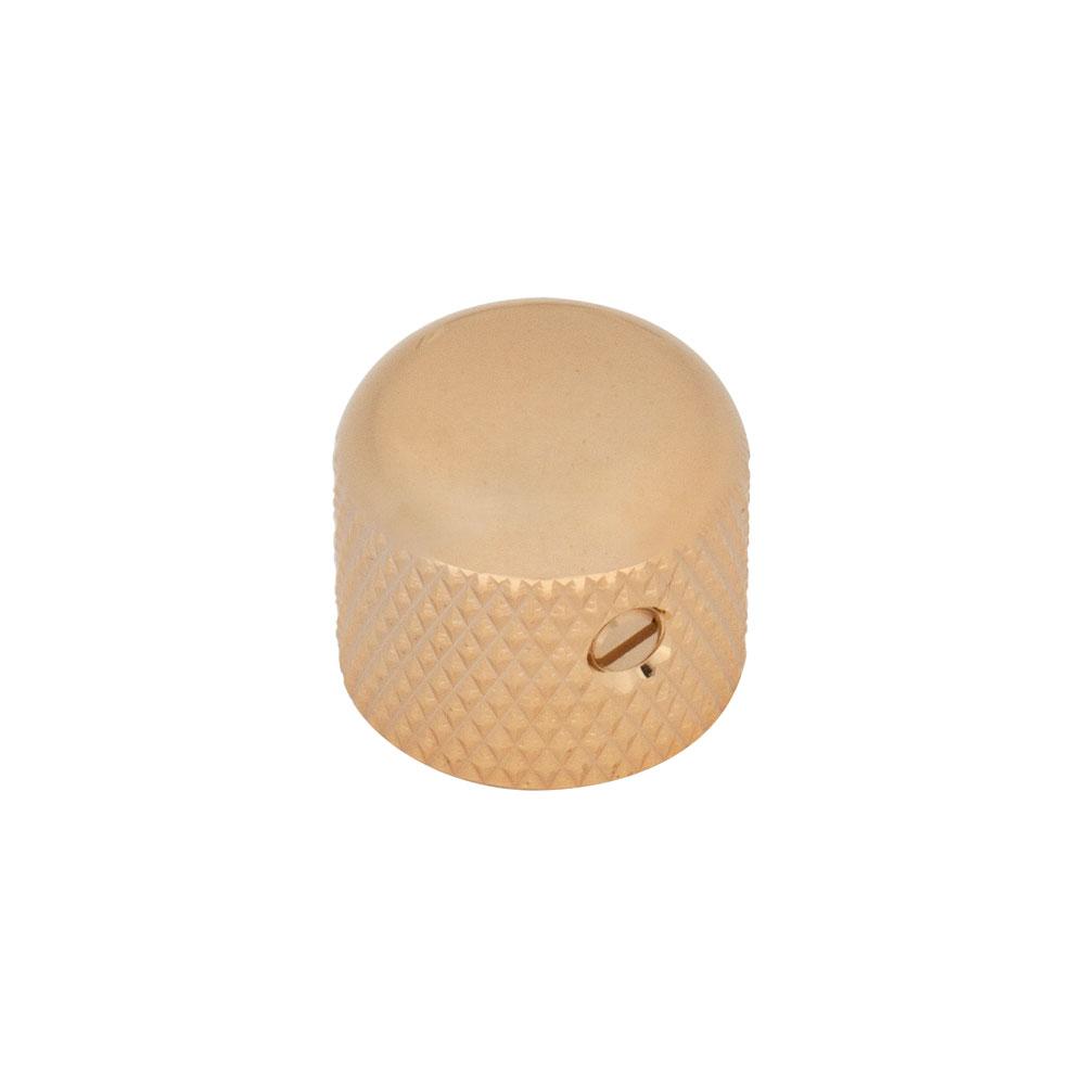 Gotoh VK3 Short Dome Knob with Set Screw (Gold)