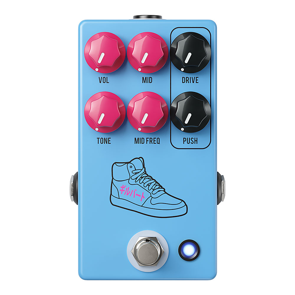 JHS Pedals PG-14 Paul Gilbert Signature Distortion Pedal