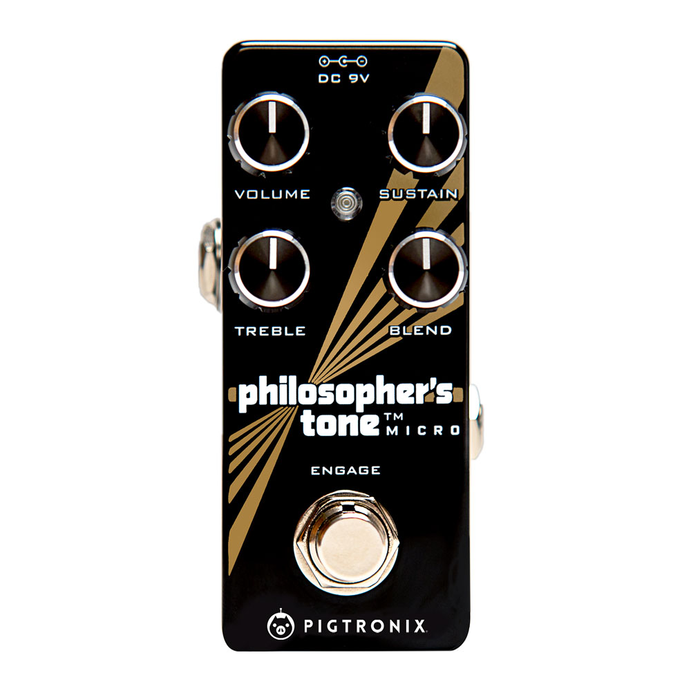 Pigtronix Philosopher's Tone Micro Compressor Pedal