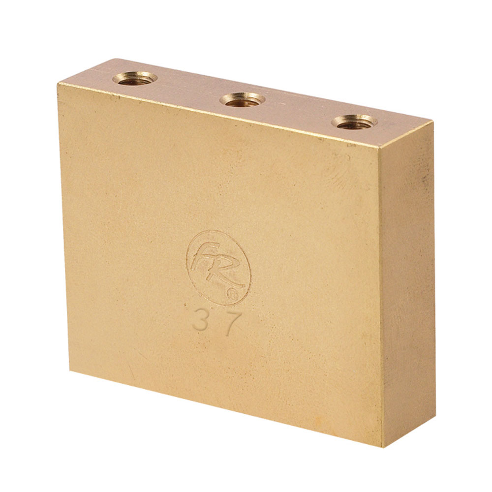 Floyd Rose Fat Brass Tremolo Sustain Block (37 mm)