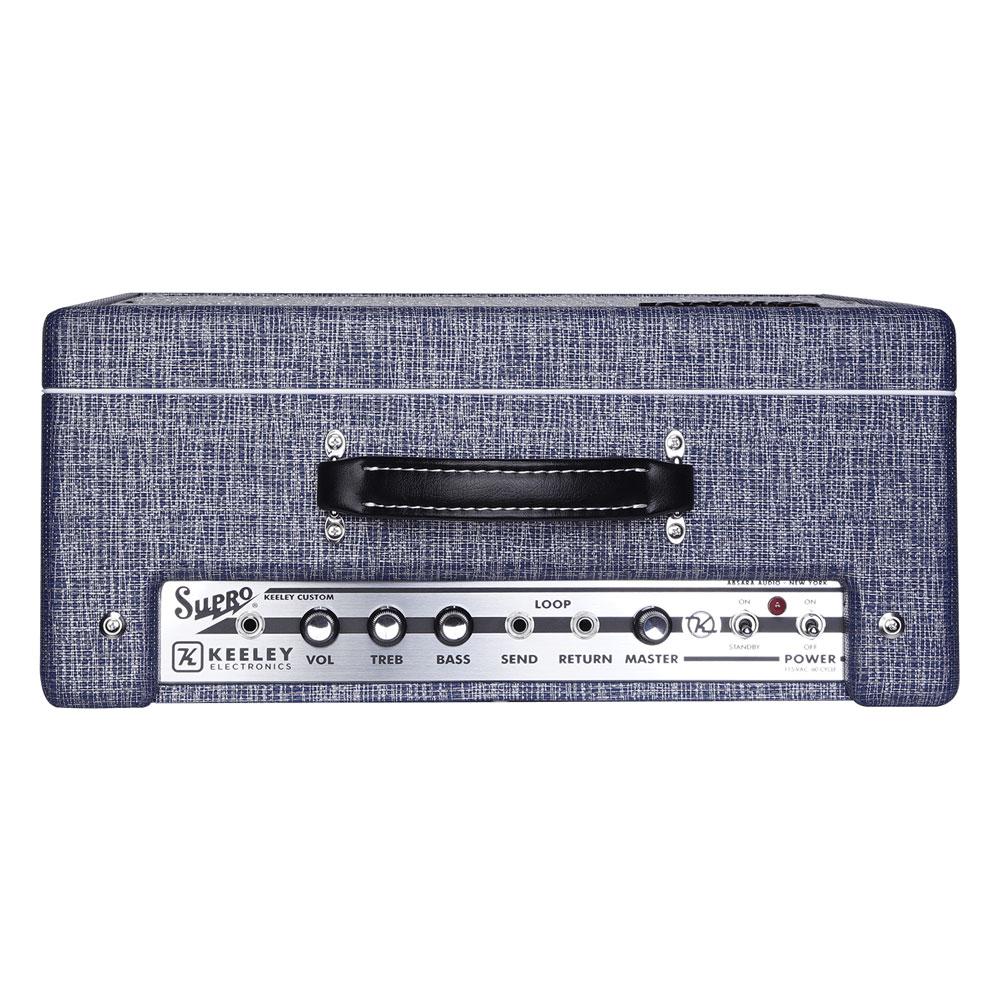 Supro 1970RK Keeley Custom 1x10 Combo Amplifier