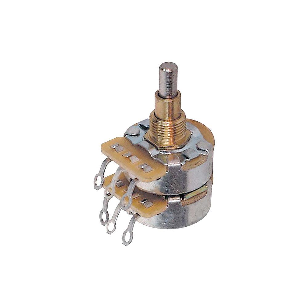 Fender 250K/500K Concentric Audio Taper Solid Shaft Pot/Potentiometer