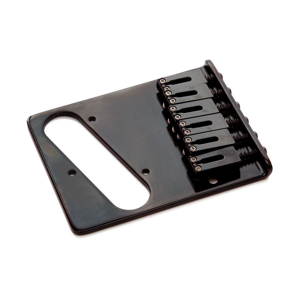 Gotoh GTC202 Hardtail Telecaster Bridge Left Handed (Black)
