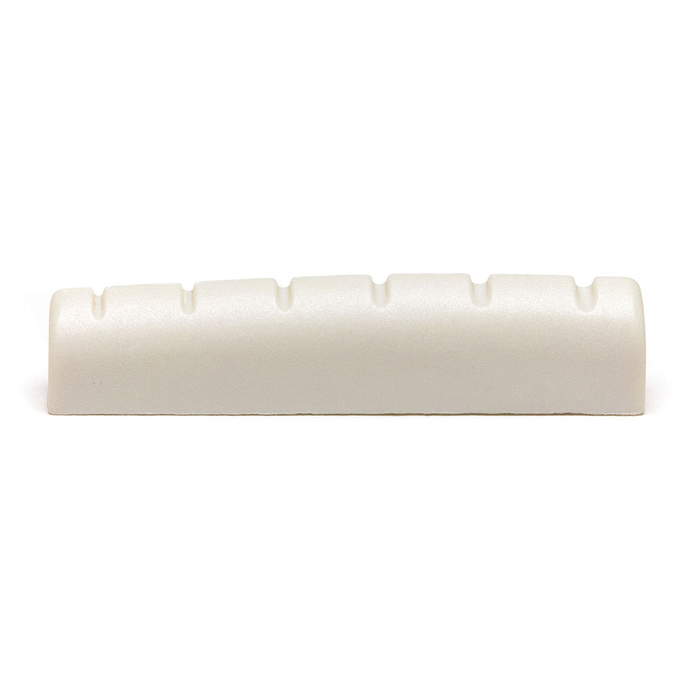 "Graph Tech TUSQ 1 23/32"" Slotted Nut (White)"