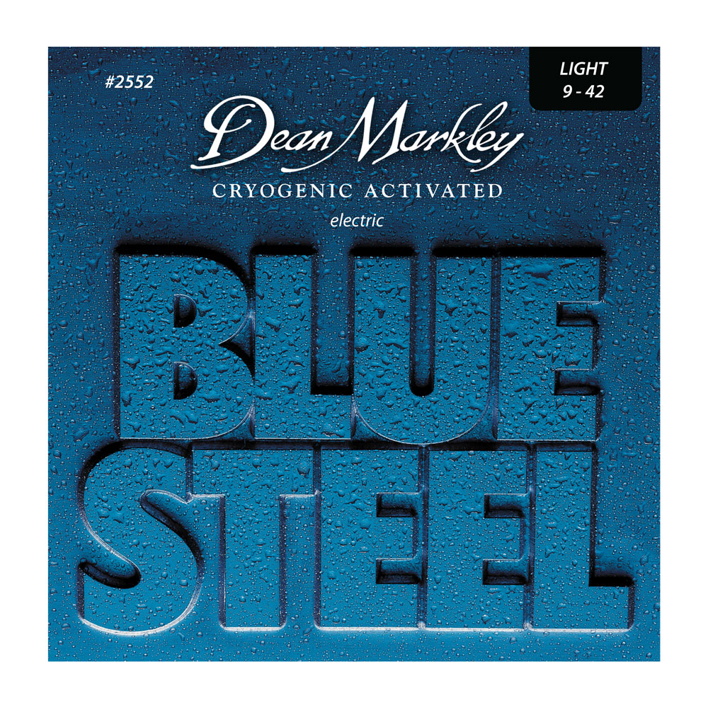 Dean Markley Blue Steel Electric Guitar Strings (.009 - .042)
