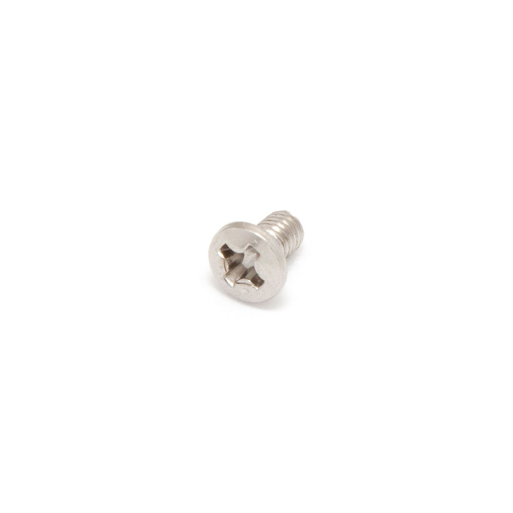 Hosco Stratocaster Style Countersunk Metric Lever Switch Mounting Screws (6 mm)