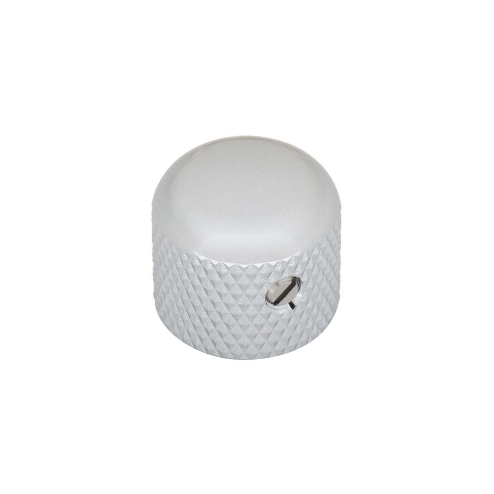 Gotoh VK3 Short Dome Knob with Set Screw (Chrome)