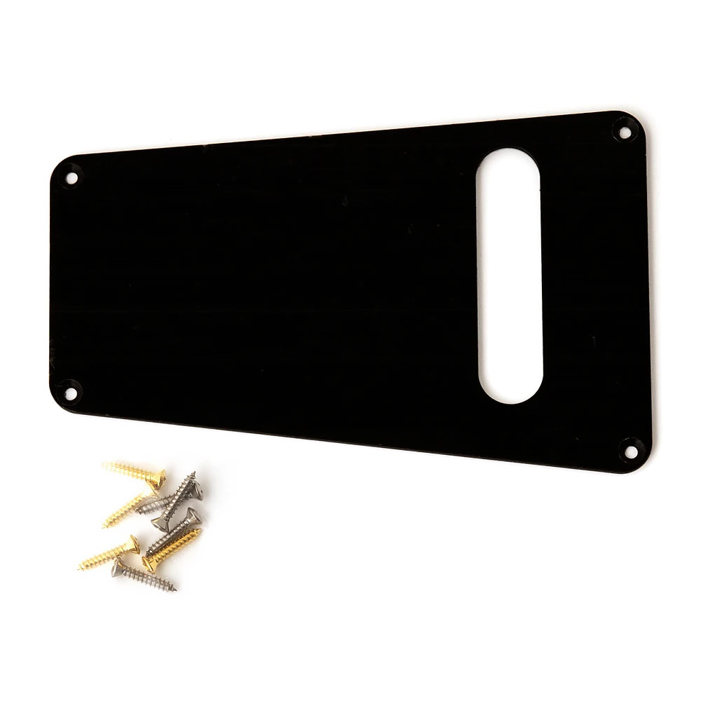 PRS Core / Custom Tremolo Back Plate Cavity Cover with Screws
