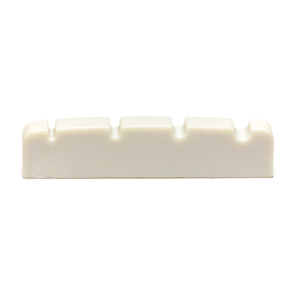Graph Tech TUSQ 41 mm Bass Slotted Nut (White)