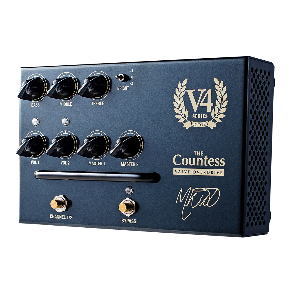 Victory Amplification V4 The Countess Overdrive Preamp Pedal