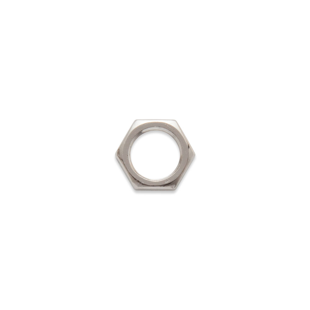 Hosco Mounting Nut for Imperial CTS Potentiometers and Switchcraft Jack Sockets