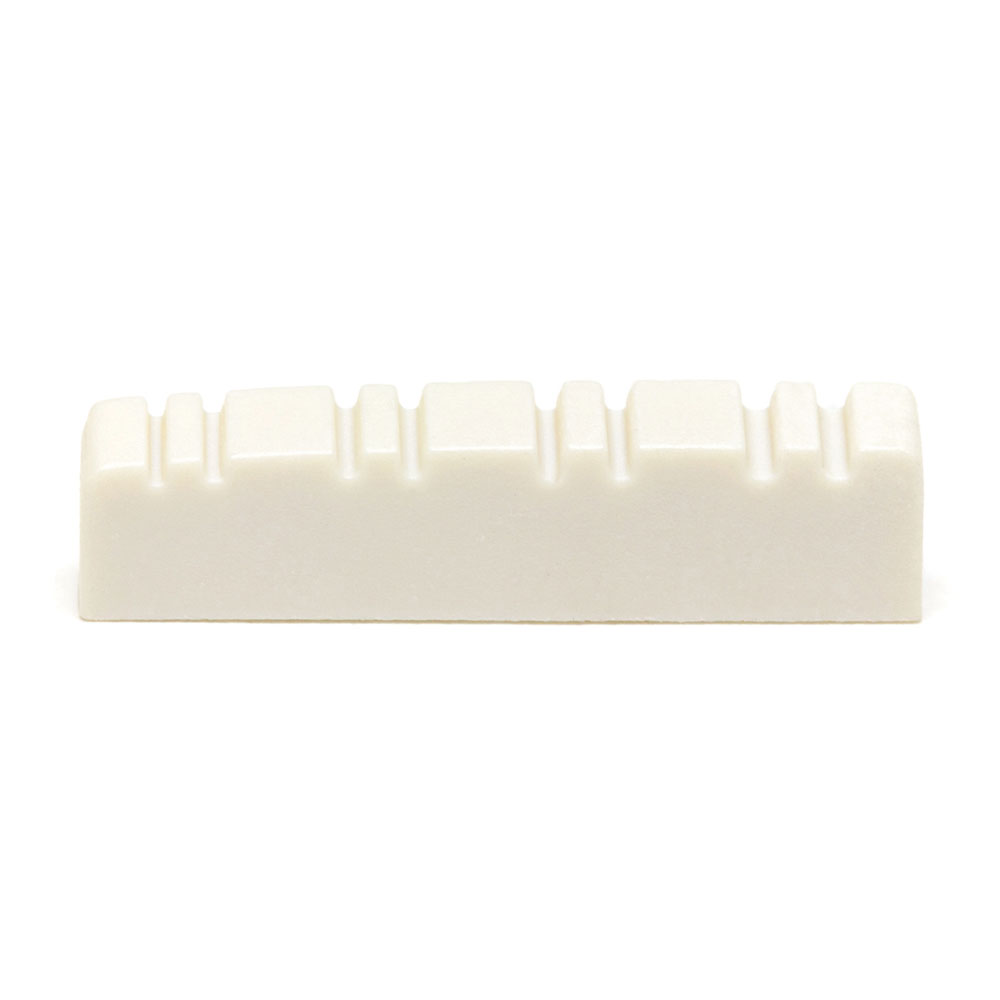 "Graph Tech TUSQ Mandolin 1 3/16"" Slotted Nut (White)"