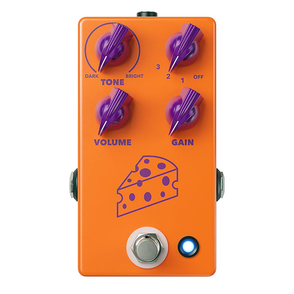 JHS Pedals Cheese Ball Fuzz / Distortion Pedal
