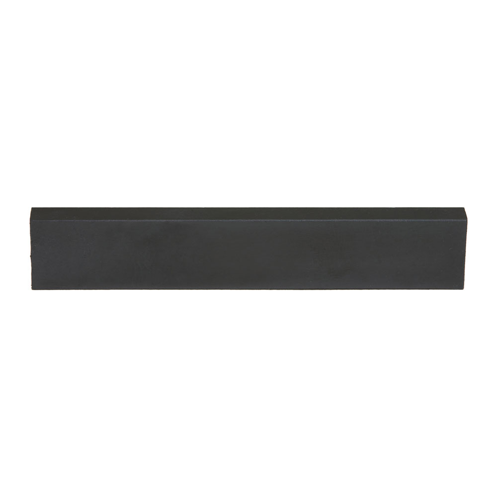 "Graph Tech TUSQ XL 3/16"" Nut Blank Slab (Black)"