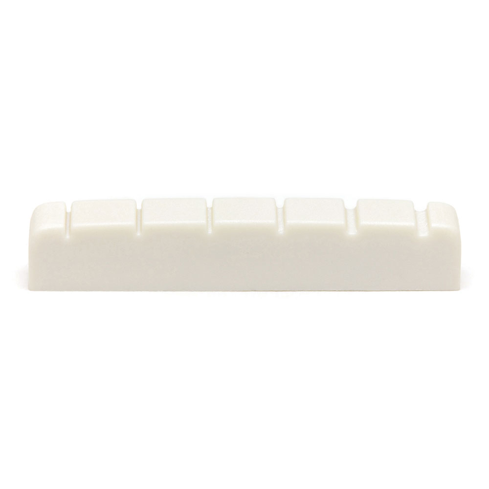 Graph Tech TUSQ Jumbo Slotted Nut (White)