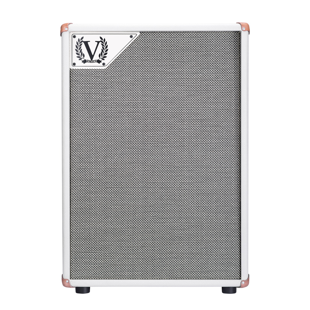 Victory Amplification V212VCD 2x12 Creamback Deluxe Cab