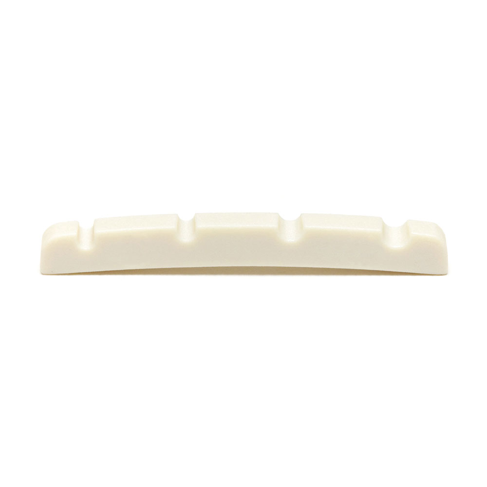 Graph Tech TUSQ Fender P Bass Style Slotted Nut (White)