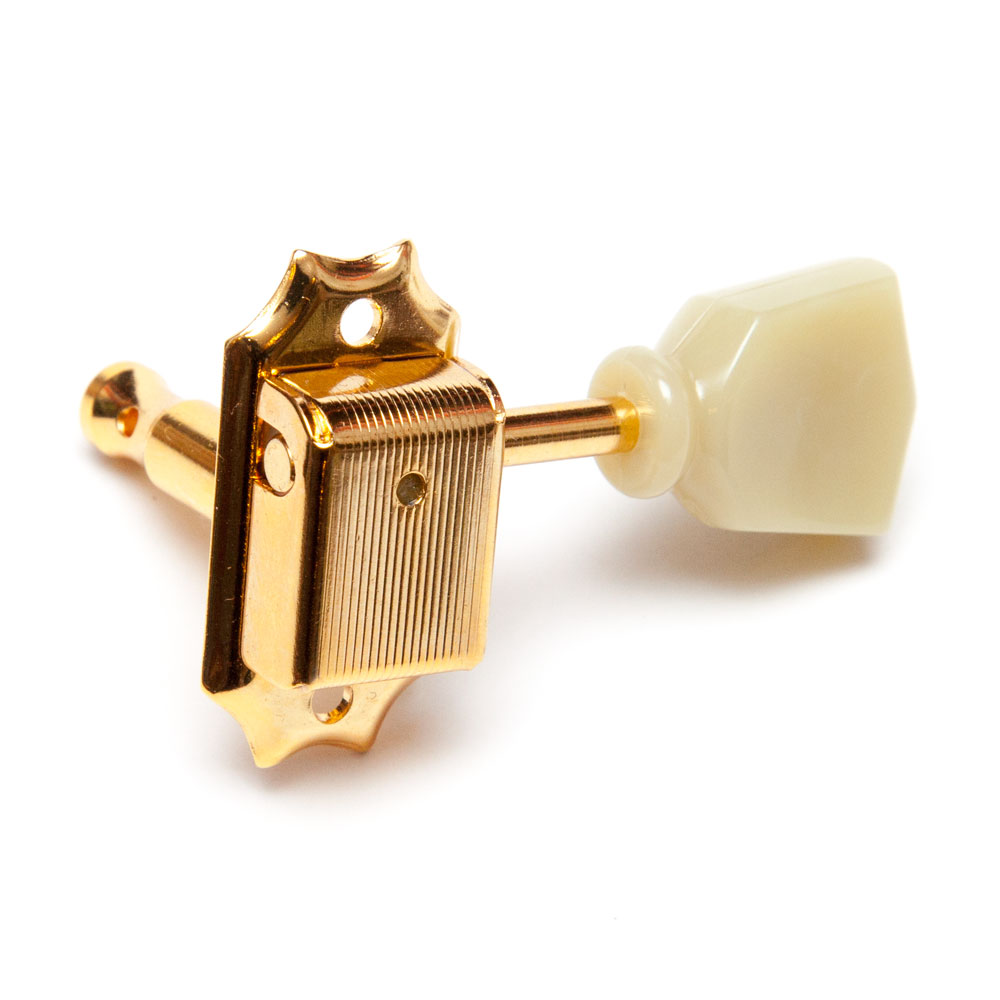 Gotoh SD90 Tuners 3 x 3 (Gold, SL)