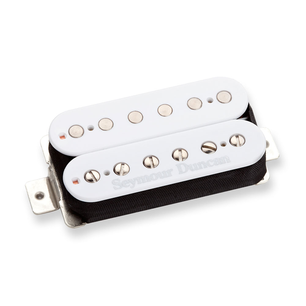 Seymour Duncan TB-4 JB Trembucker Humbucker Pickup (White)