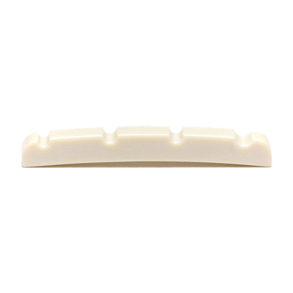 Graph Tech TUSQ Fender Jazz Bass Style Slotted Nut (White)