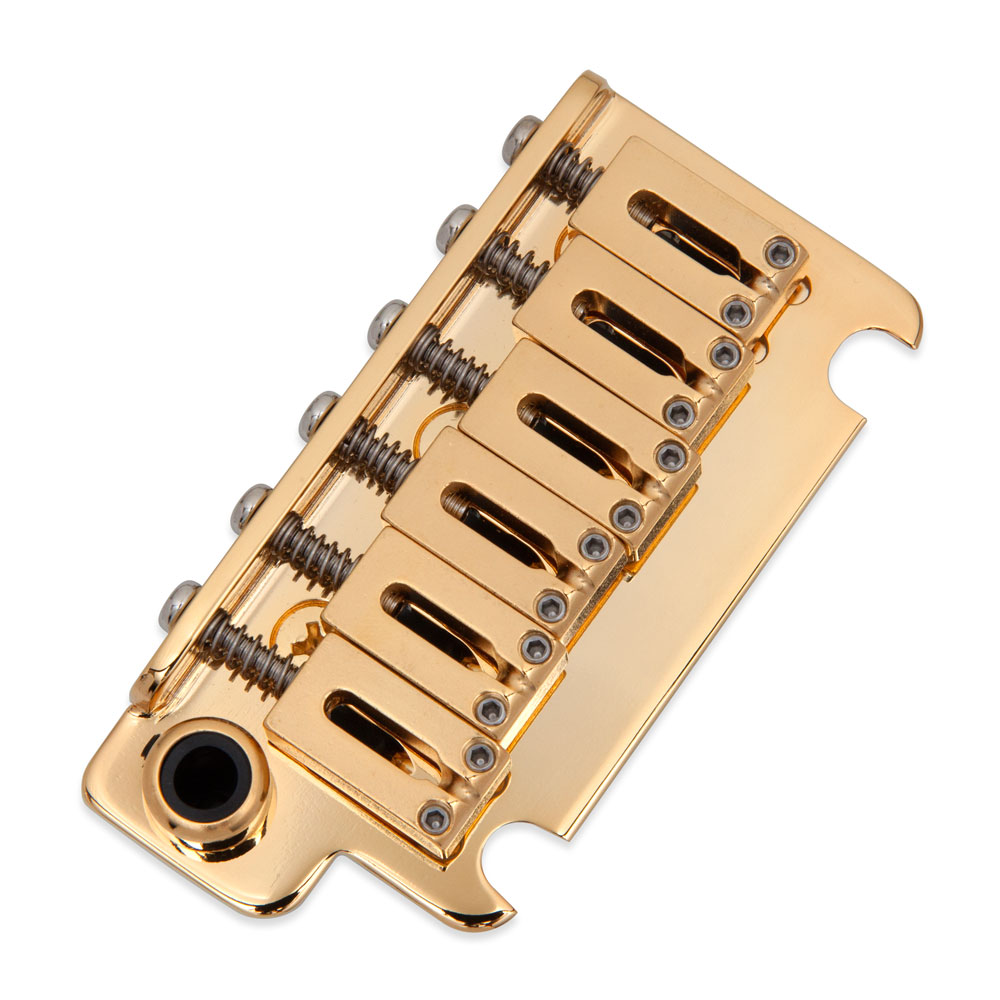 Gotoh 510TS-FE1 Tremolo System with Steel Block (Gold)