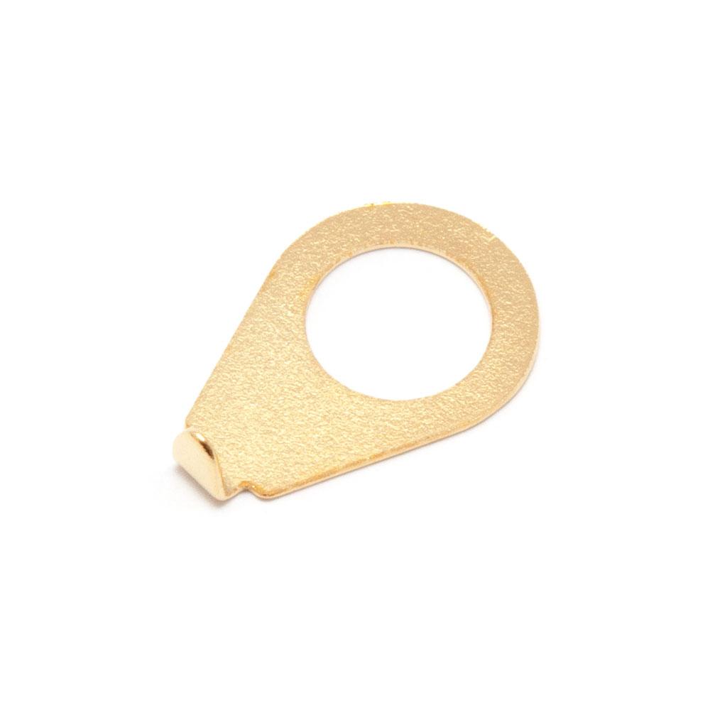 Hosco Gibson Style Knob Pointer (Gold)