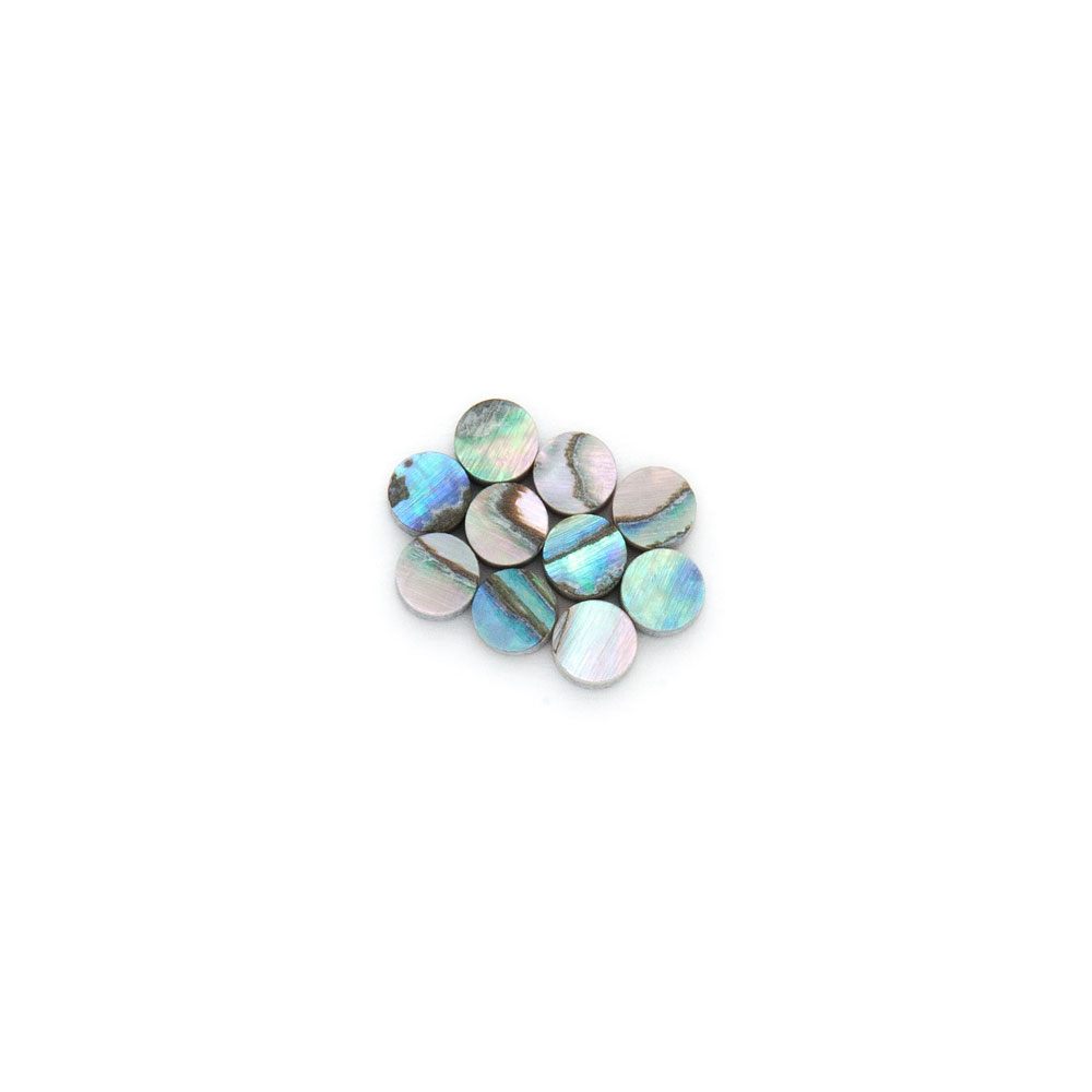Hosco Abalone Dots Shell Guitar Inlay (4 mm)