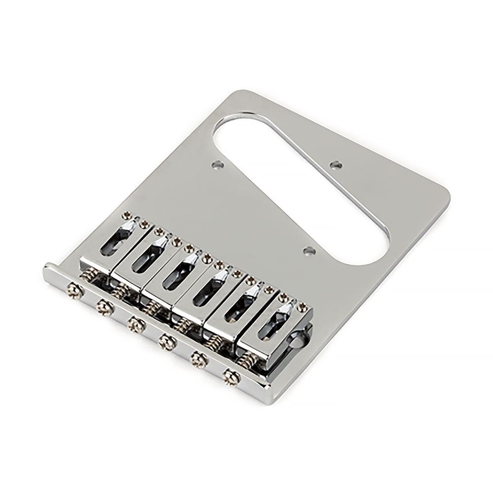 Fender Standard Series Telecaster Hardtail Bridge (Chrome)