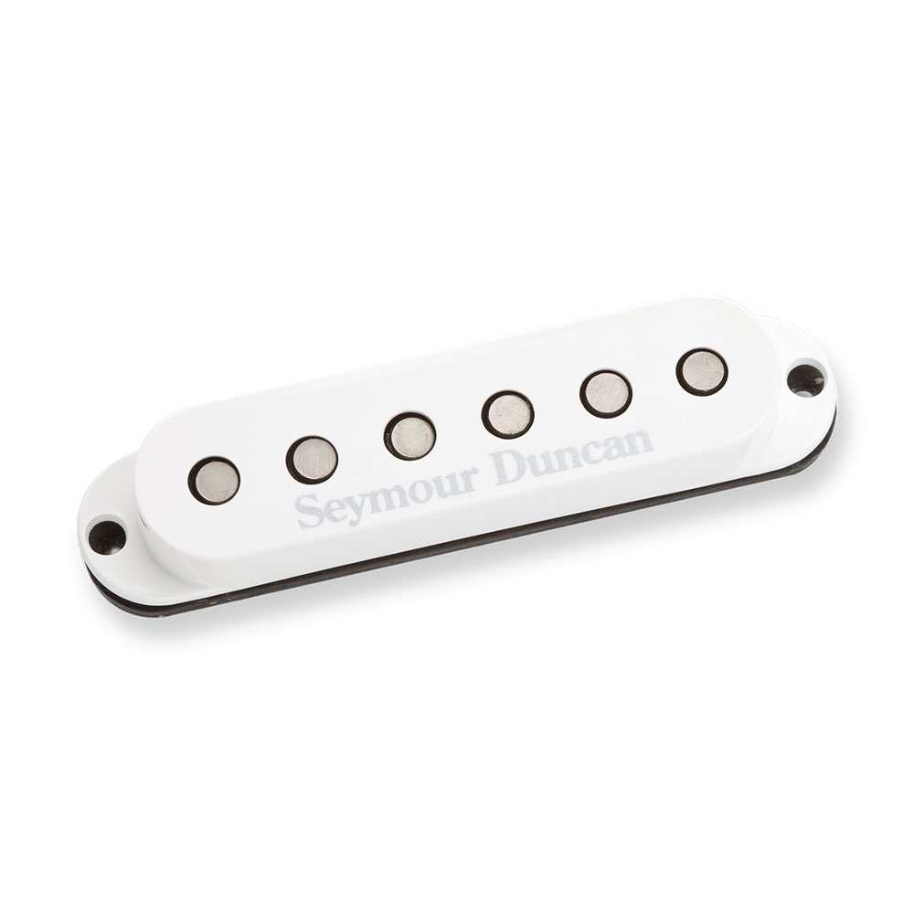Seymour Duncan SSL-5 Custom Staggered Strat Single Coil Pickup (White)