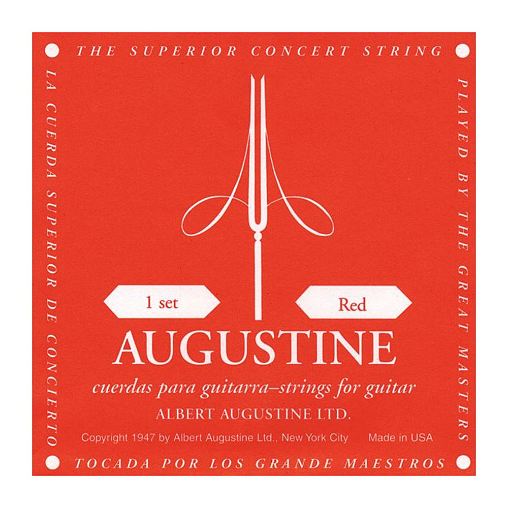 Augustine Red Label Classic Classical Guitar Strings