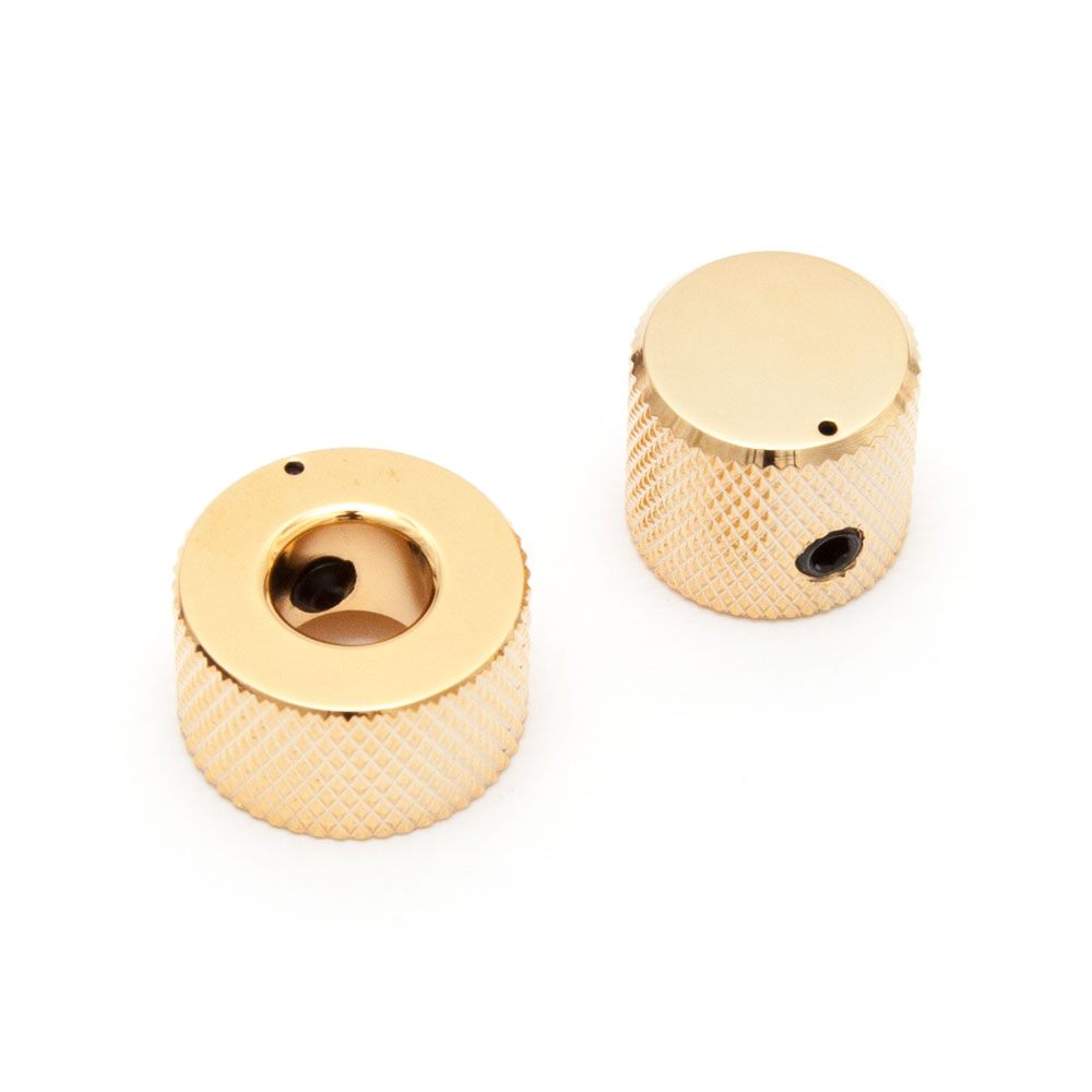 Gotoh VK15T & VK18T Concentric Stacked Knobs (Gold)