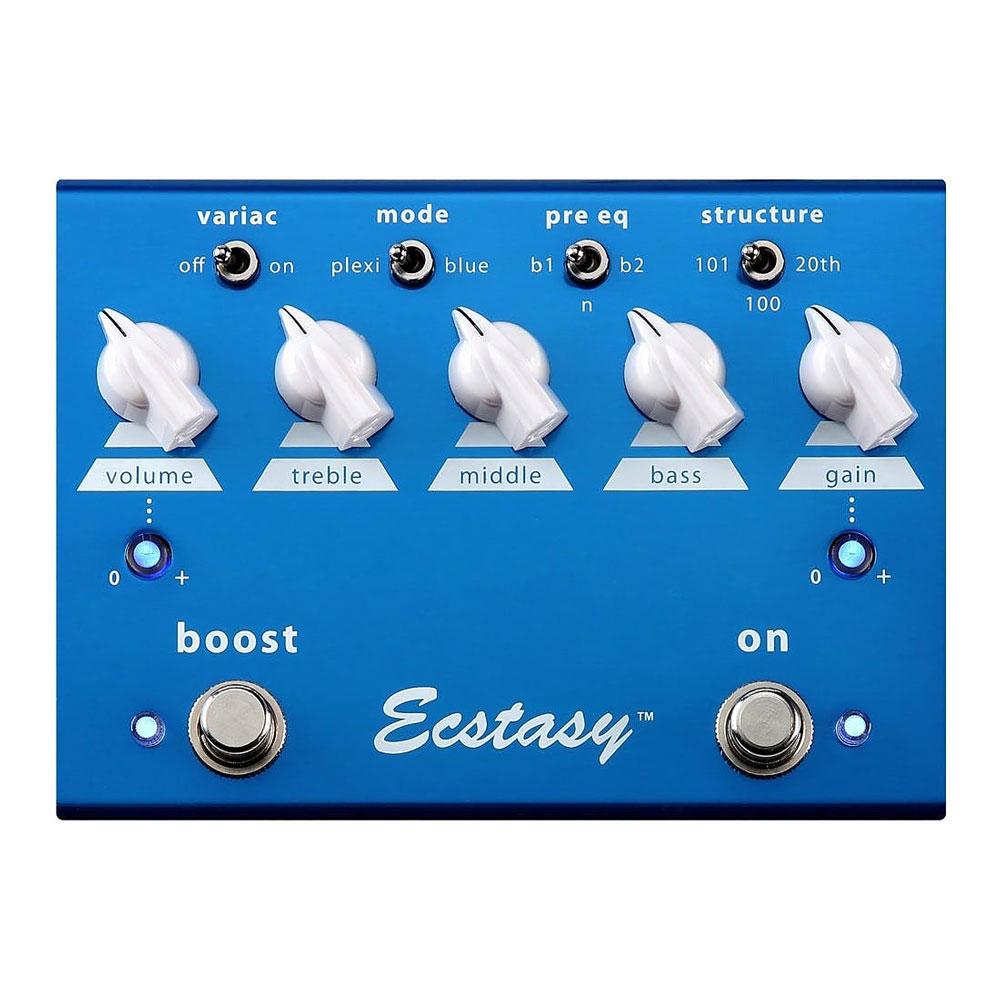 Bogner Ecstasy Blue Overdrive Pedal