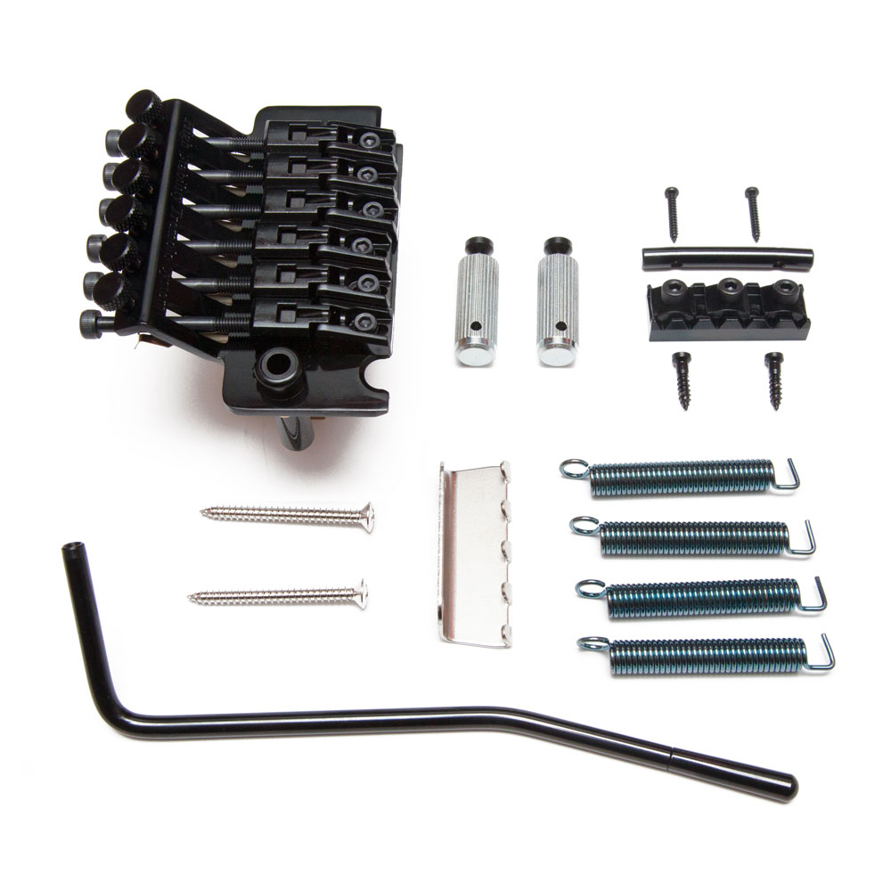 Gotoh GE1996T Double Locking Tremolo with GHL-2 Nut (40 mm, Black)