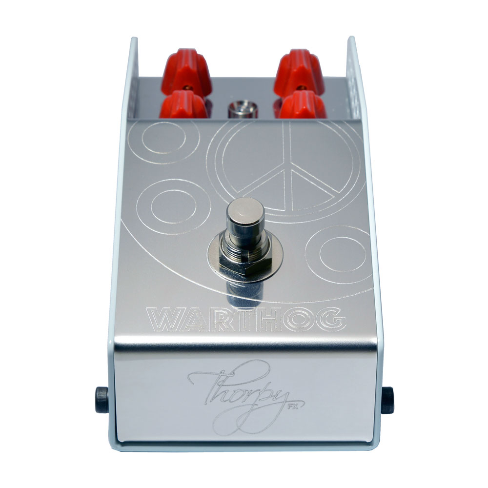 ThorpyFX Warthog Distortion Pedal