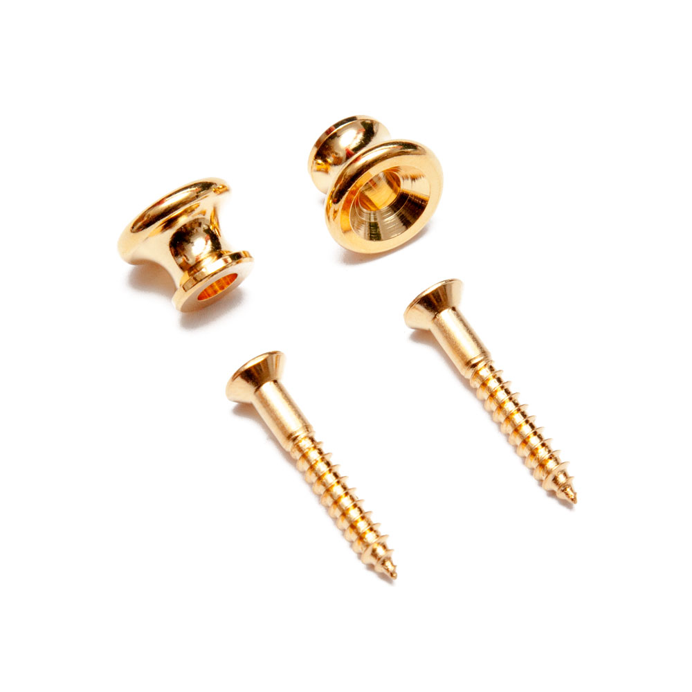 Gotoh EP-B1 Strap Buttons Set of 2 (Gold)