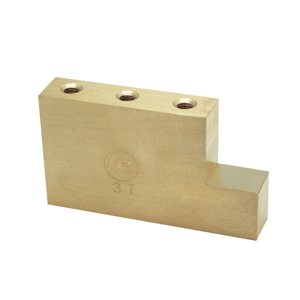 Floyd Rose Fat Brass L Shaped Tremolo Sustain Block (37 mm)